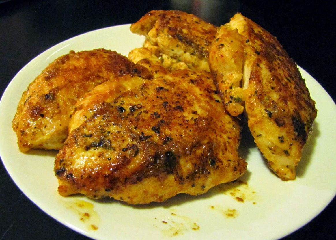 Spicy Garlic Lime Chicken Recipe | Food online - chicken recipes quick