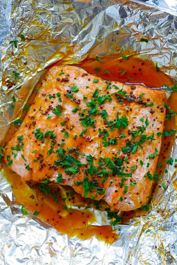 Spicy Honey Baked Salmon (The Best Salmon Recipe!) - Rasa ..