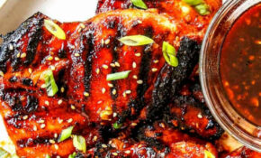 Spicy Korean Chicken – Gochujang Recipes Chicken