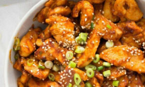Spicy Korean Chicken In Gochujang Sauce – Gochujang Recipes Chicken