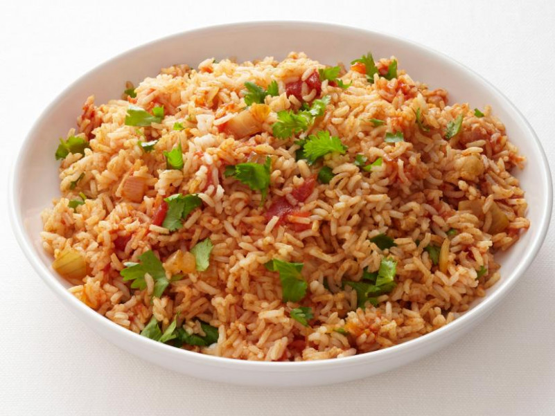 Spicy Mexican Rice Recipe | Food Network Kitchen | Food ..