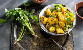 Spicy Potato Salad (aaloo Ko Achar) – Recipes Nepali Food