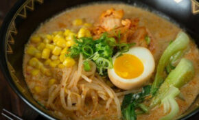 Spicy Shoyu Ramen スパイシー醤油ラメーン • Just One Cookbook – Ramen Recipes Vegetarian