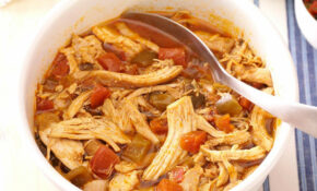 Spicy Shredded Chicken – Chicken Recipes For A Crowd