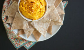 Spicy Sweet Potato Hummus Recipe – Recipes That Can Be Vegetarian Or Meat