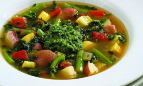 Spicy Vegetable Soup Recipe – EatingWell – Recipes Vegetarian Soup