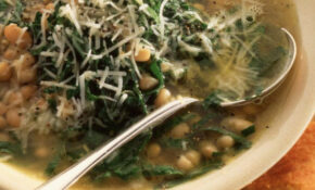 Spinach And Navy Bean Soup | RecipesPlus – Recipes Navy Beans Vegetarian