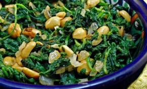 Spinach – Mchicha) – East African Recipe – Food
