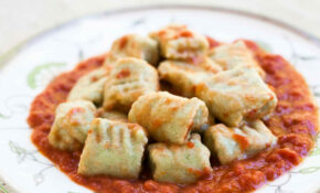 Spinach Ricotta Gnocchi – Recipes With Gnocchi Vegetarian