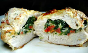 Spinach Stuffed Chicken Breasts Recipe – Recipes & Me – Chicken Recipes That Freeze Well