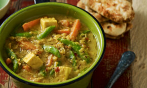 Split Pea And Vegetable Curry – Recipes Vegetarian Curry