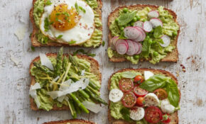 Spring Avocado Toast (13 Ways) – Avocado Recipes Vegetarian