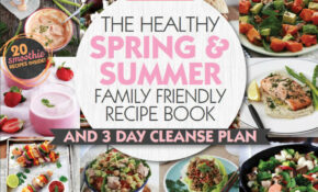 Spring & Summer Recipe eBook