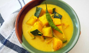Sri Lankan Pumpkin Curry Recipe – No Oil – Food Recipes Sri Lanka