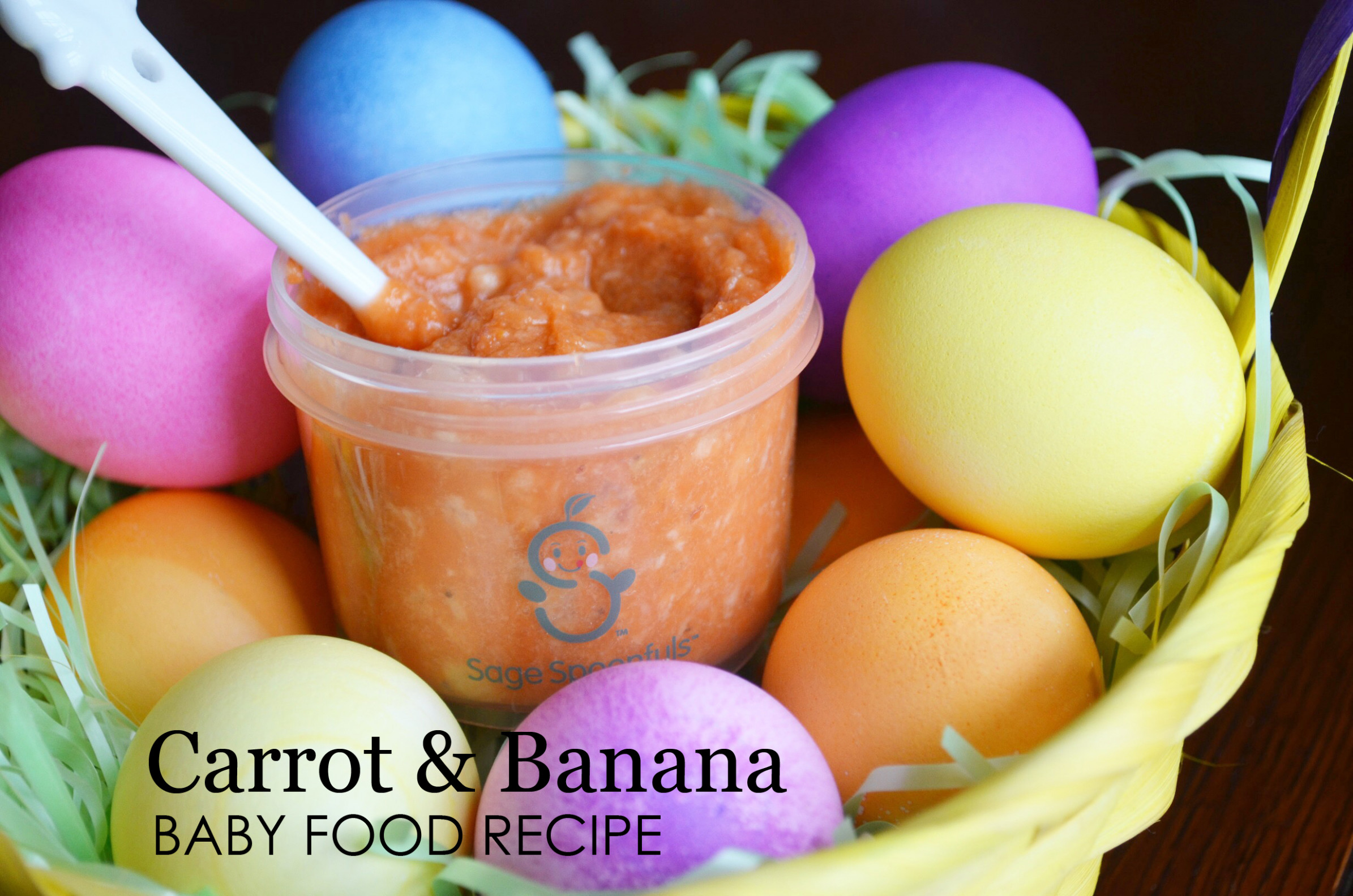 Stage One Baby Food Recipe - Project Nursery - Recipes With Baby Food