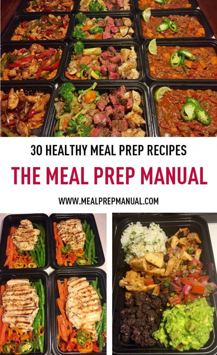 Start meal prepping this year! Meal prep recipes to help ..