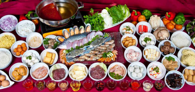 STEAMBOAT BUFFET PROMOTION AT GOLDEN PHOENIX CHINESE ..