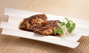 Steamed Japanese Amberjack With Black Bean Sauce – Healthy Recipes Japan