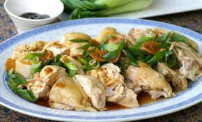 Steamed Whole Chicken With Ginger Sauce – Recipes – Eat ..