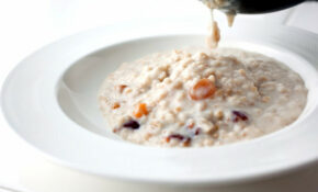 Steel Cut Oatmeal With Fruit Recipe – NYT Cooking – New York Times Vegetarian Recipes