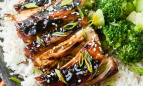Sticky Asian Grilled Chicken Breasts – Asian Recipes Chicken