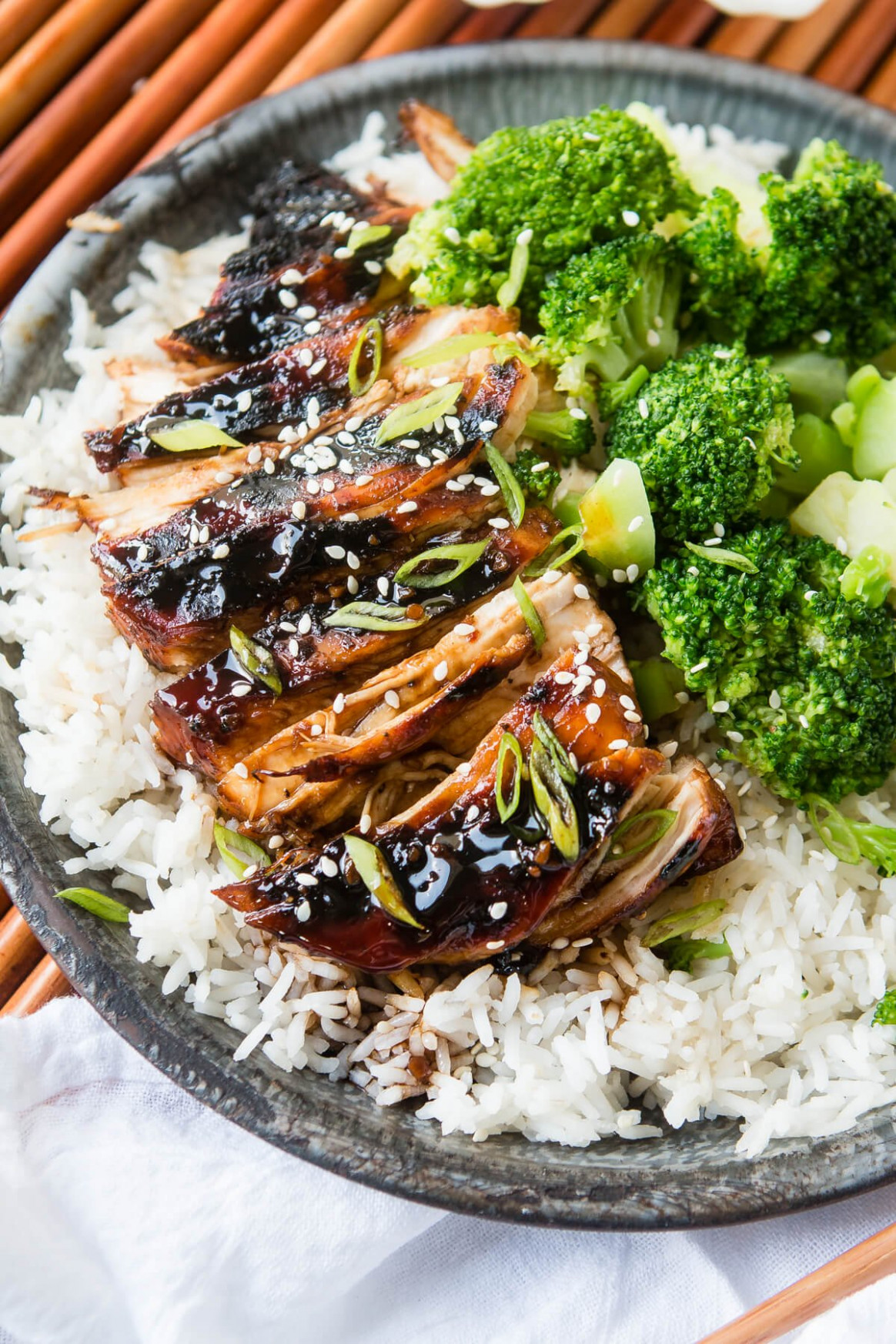 Sticky Asian Grilled Chicken Breasts - Asian Recipes Chicken