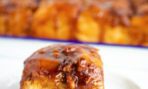 Sticky Buns – Recipe Girl – Recipes Using Rhodes Dinner Rolls