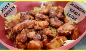 STICKY CHICKEN || COOK WITH ME || SLIMMING WORLD || EASY FAMILY RECIPE – Family Recipes Chicken