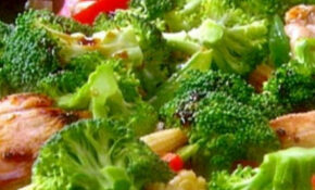 Stir Fried Chicken And Vegetables Recipe | Robin Miller ..