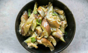 Stir Fried Japanese Eggplant With Ginger And Miso – Recipes Japanese Food