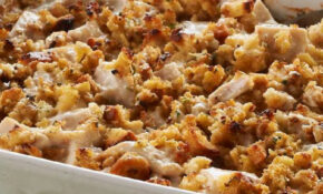 STOVE TOP One Dish Chicken Bake – Stove Top Recipes Chicken