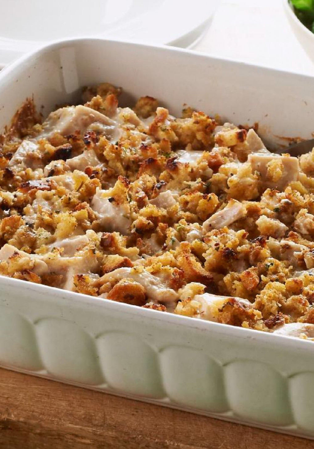 STOVE TOP One-Dish Chicken Bake - stove top recipes chicken