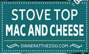 Stovetop Mac And Cheese – Dinner At The Zoo – Dinner At The Zoo Recipes