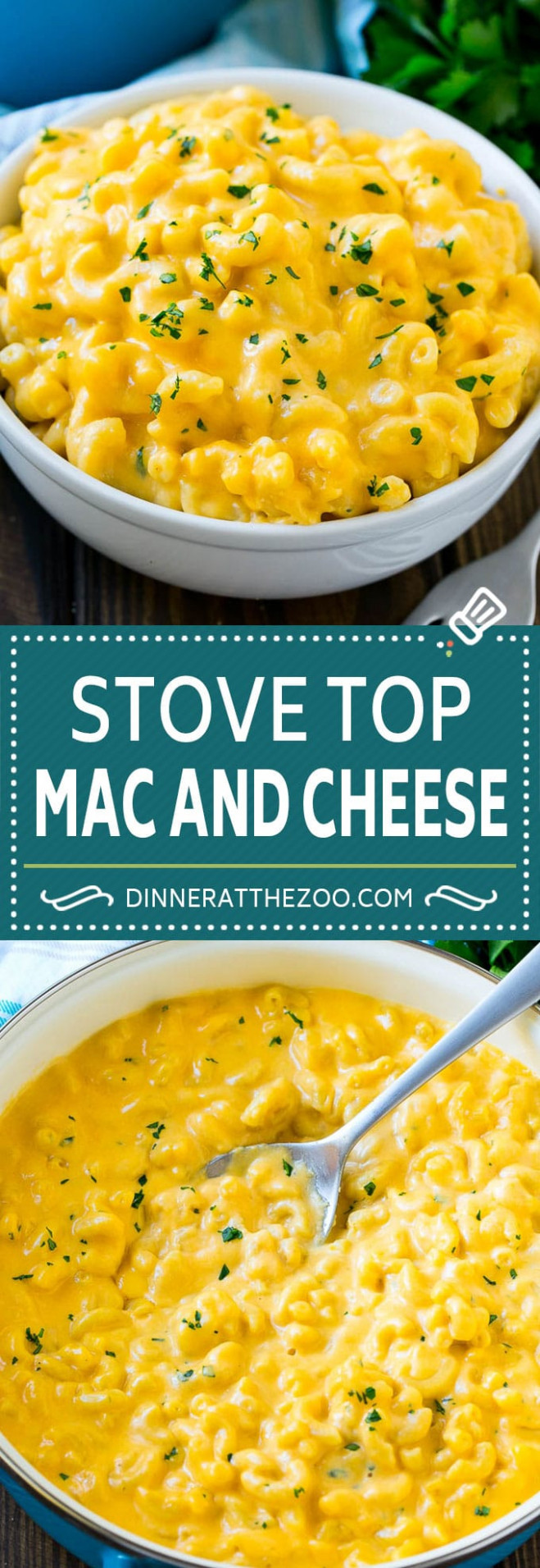 Stovetop Mac and Cheese - Dinner at the Zoo - dinner at the zoo recipes