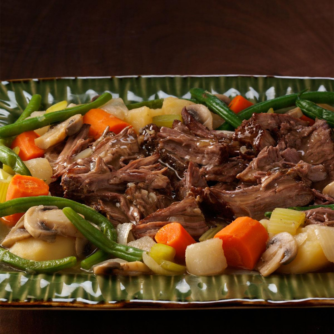 Stovetop Pot Roast - recipes roast dinner