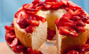 Strawberry Dessert Made With Angel Food Cake – Recipes Using Angel Food Cake