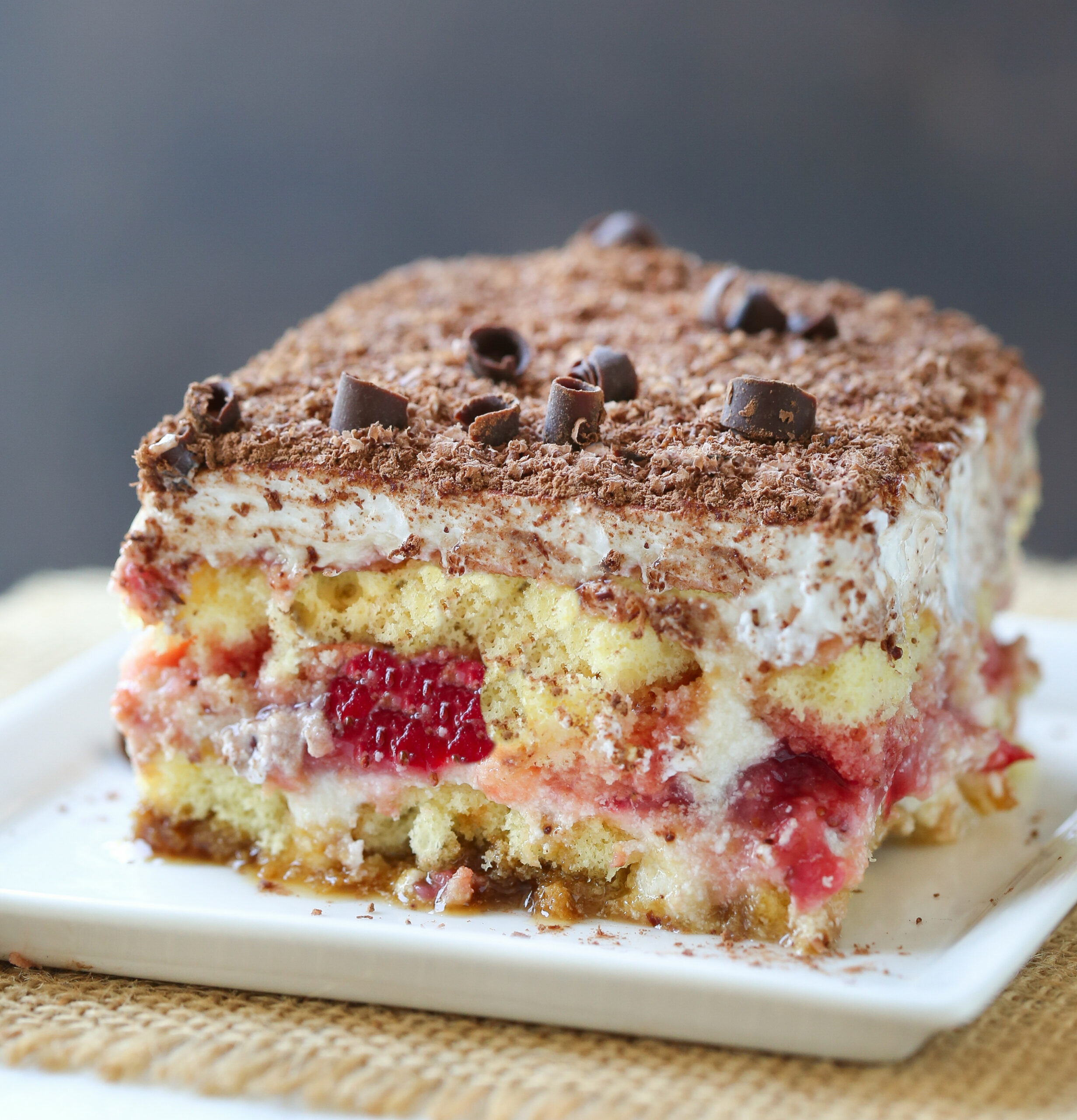 Strawberry Tiramisu - Swanky Recipes - best instant pot recipes vegetarian
