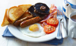 Stress-free full English breakfast recipe - BBC Food