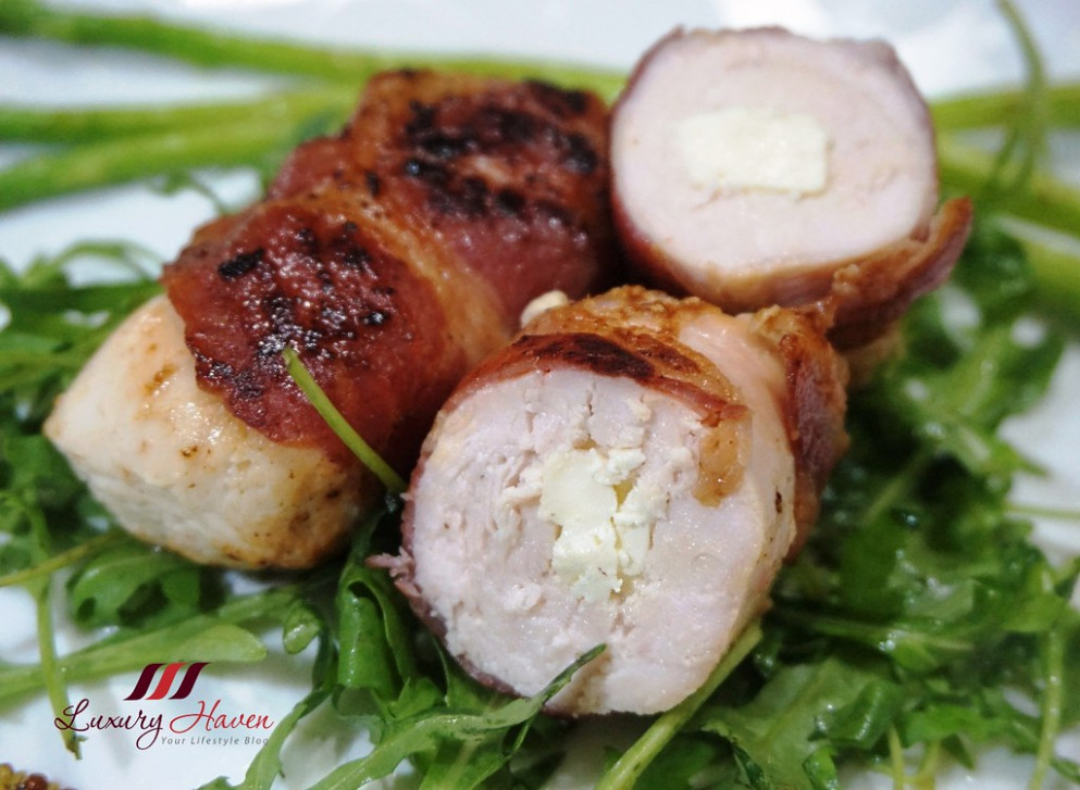 Stuffed Chicken Breast with Parma Ham in Just Few Easy Steps! - chicken recipes chicken breast