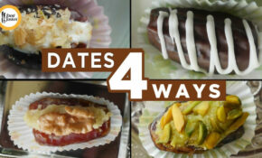 Stuffed Dates 11 Ways By Food Fusion (Ramzan Special Recipe ..