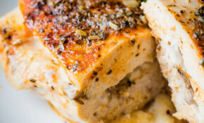 Stuffed Herbed Chicken Breasts – Recipes To Make With Chicken Breast