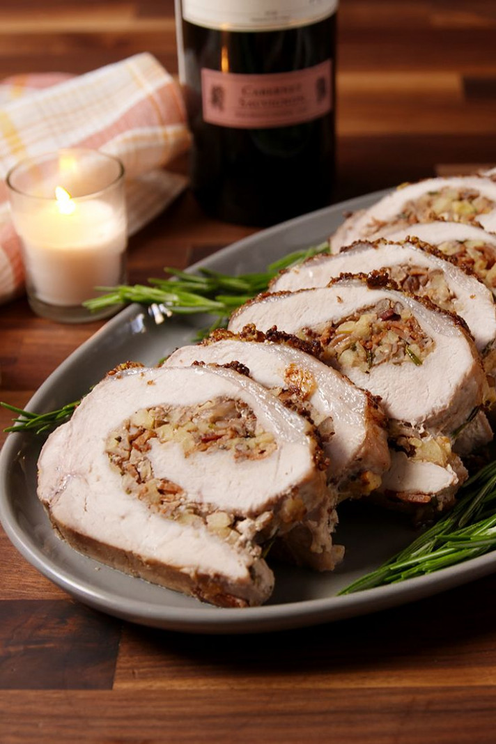 Stuffed Pork Loin | Recipe | Christmas Dinner | Recipes ..