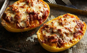 Stuffed Spaghetti Squash Recipes | EatingWell – Jumbo Shell Pasta Recipes Vegetarian