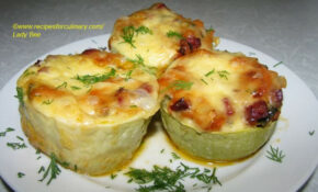Stuffed Vegetable Marrow Recipes – Vegetarian Marrow Recipes