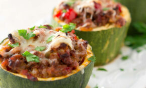 Stuffed Zucchini Cups | Delicious Meets Healthy – Healthy Recipes Zucchini