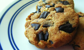 Sugar Free Chocolate Chip Cookies – Healthy Recipes Dairy Free