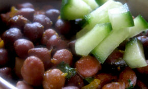 Sukha Kala Chana – Indian Recipes Vegetarian