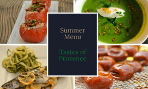 Summer Dining A Collection Of Recipes From Provence A ..