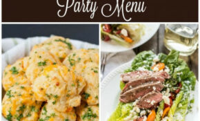 Summer Dinner Party Menus | NeighborFood