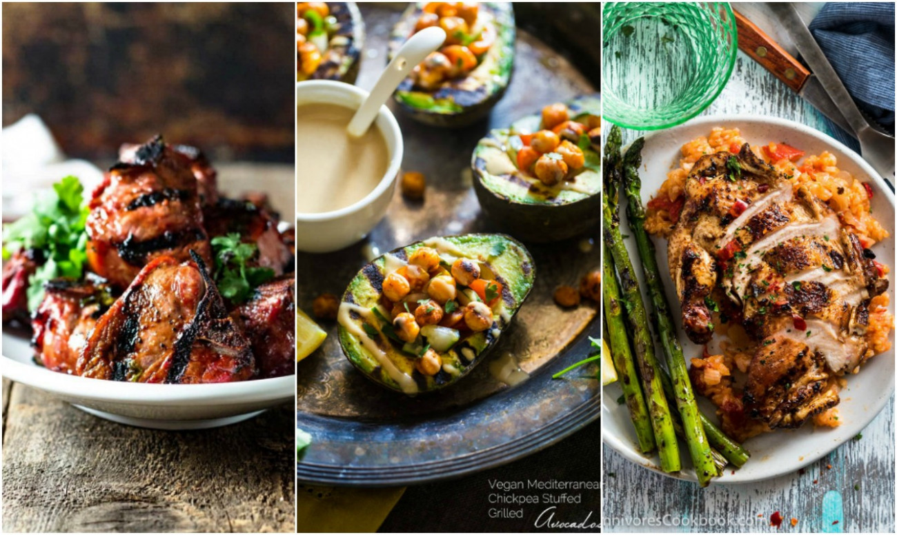 Summer Grilling And Chilling Recipes - Summer Food Recipes